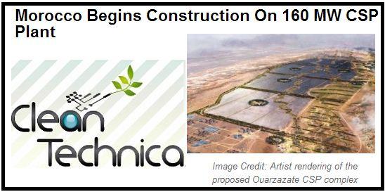 אריאל מליק - הקמת מפעל אנרגיה סולארית במרוקו